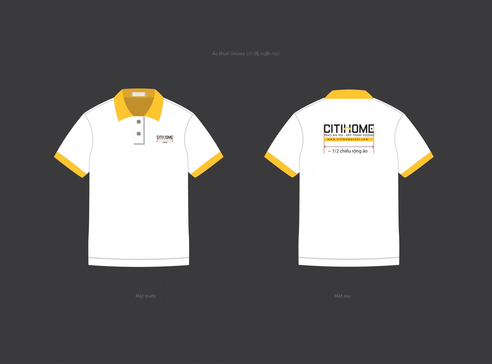 Đồng phục công ty BĐS Citihome