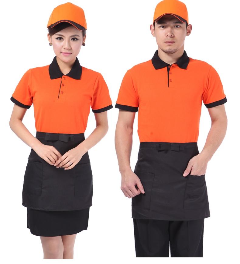 Cafe uniform 07