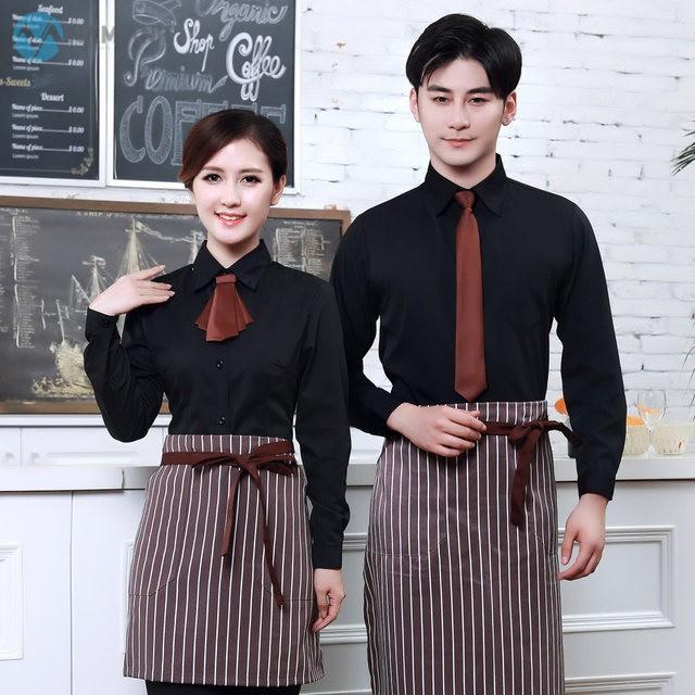 Cafe uniform 05