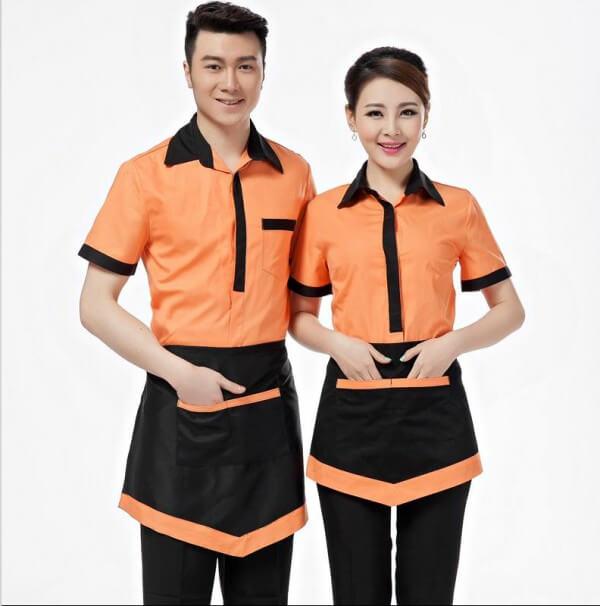 Cafe uniform 09