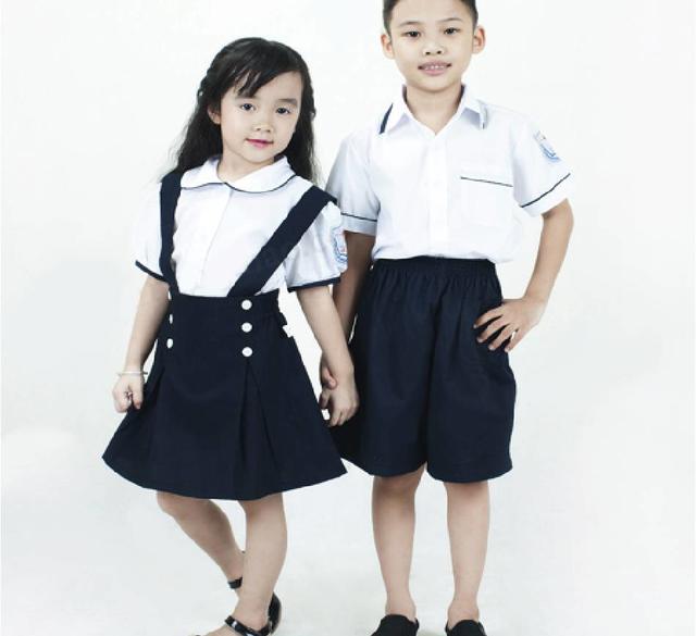 Đồng phục học sinh 08