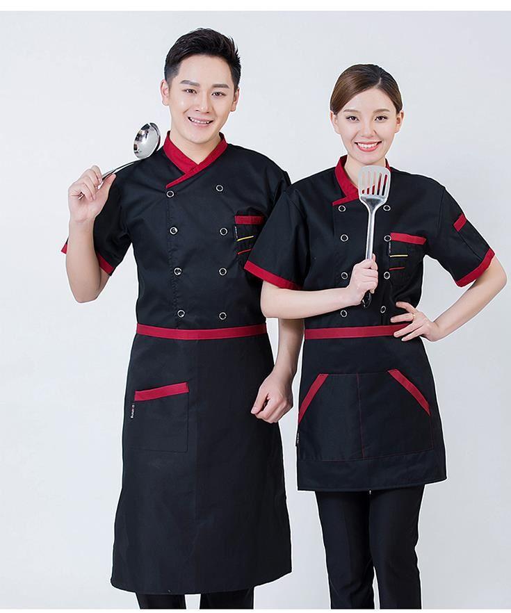 Đồng phục bếp 04