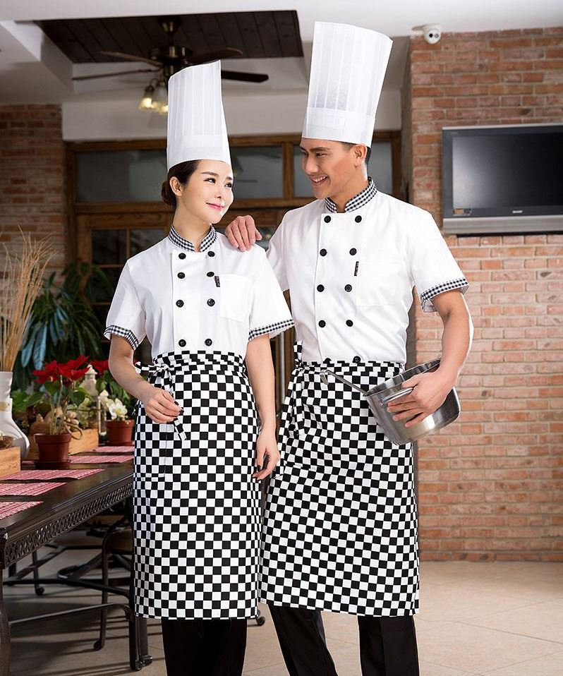 Đồng phục bếp 08