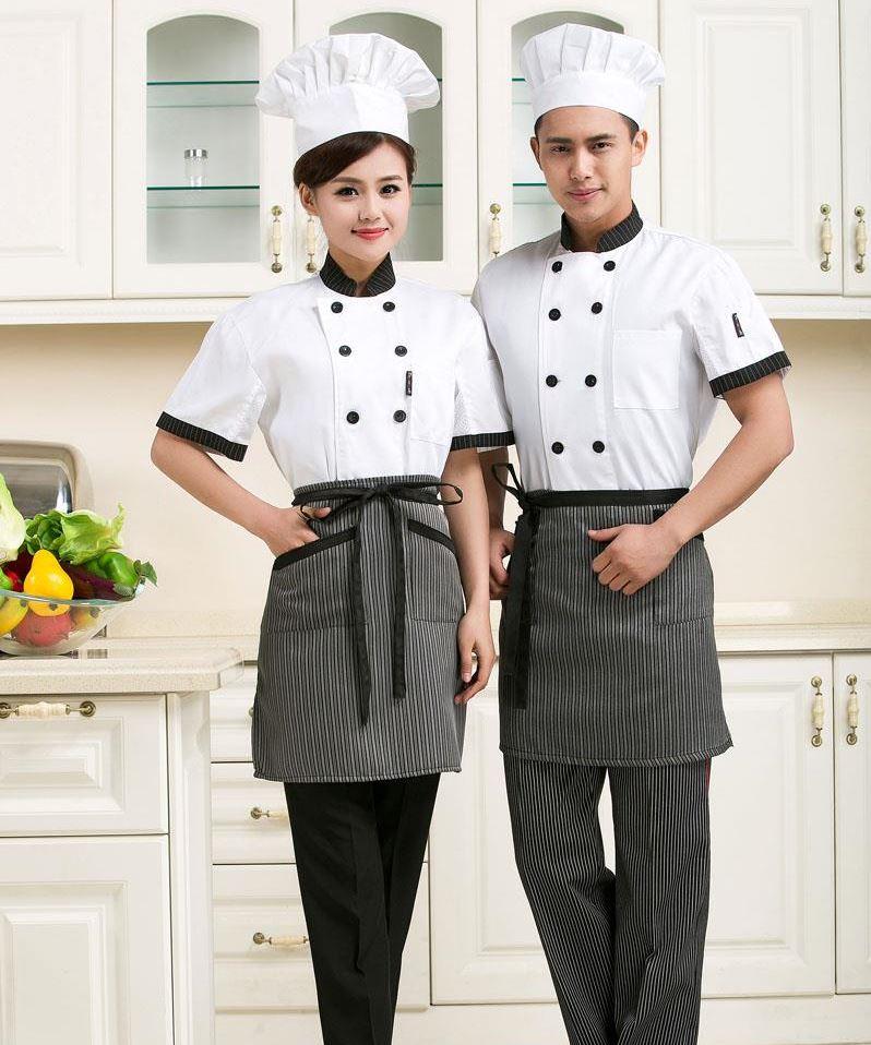 Đồng phục bếp 10